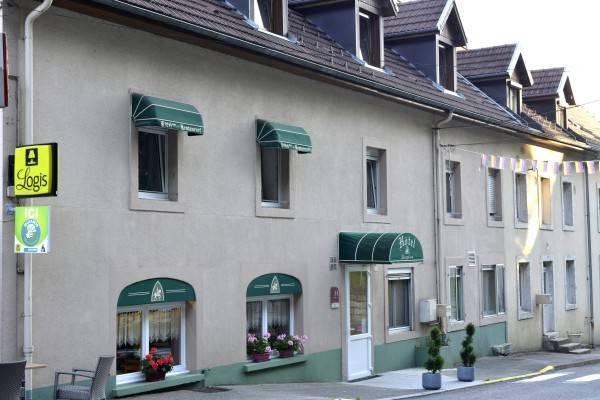 Hôtel le Sire de Joux Logis