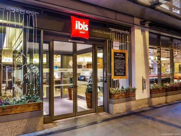 Hotel ibis London City - Shoreditch