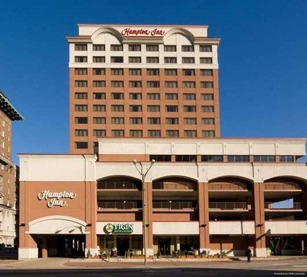 Hampton Inn St Louis-Downtown -At the Gateway Arch- MO