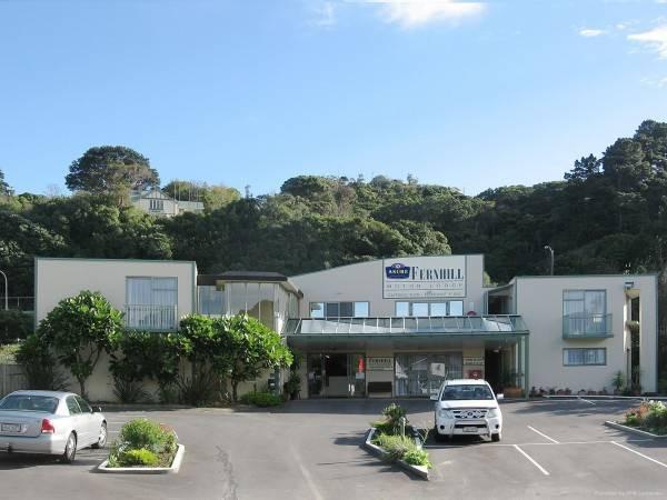 Hotel Fernhill Motor Lodge