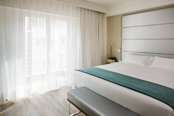 Hotel NH Madrid Zurbano