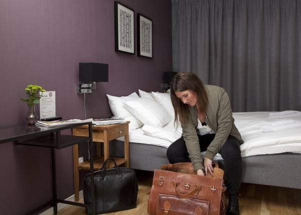 Linnéplatsens Hotell & Vandrarhem - Hostel