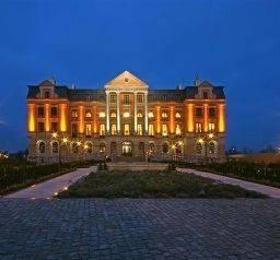 Hotel Pałac Bursztynowy