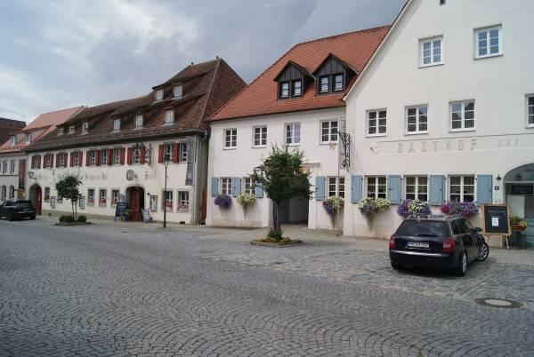 Hotel Schwarzes Ross Brauereigasthof