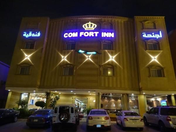 Comfort Inn Taawn
