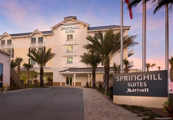Hotel SpringHill Suites New Smyrna Beach