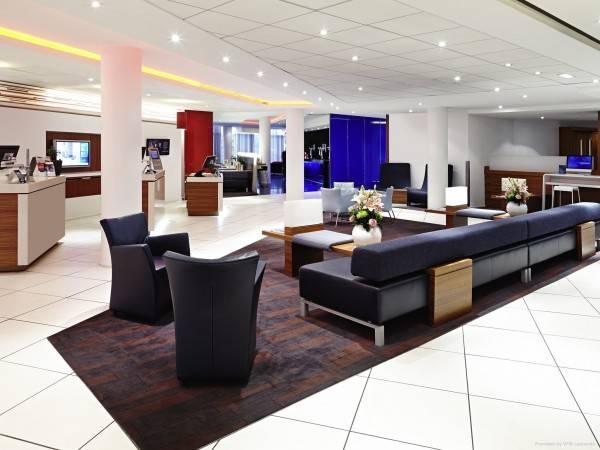 Hotel Novotel Sheffield Centre