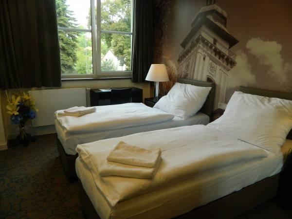 Hotel Bily Pav