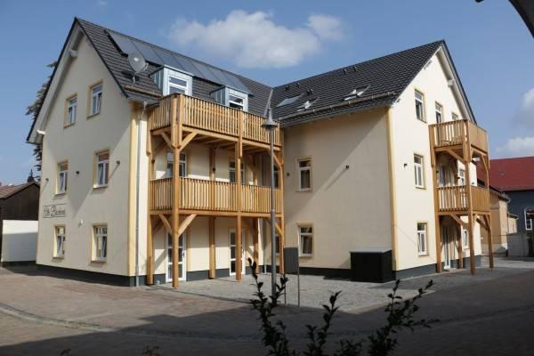 Hotel Gästehaus Alte Bäckerei