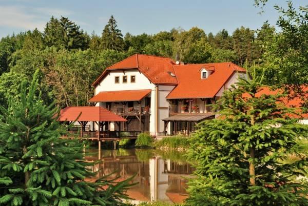 Hotel Borovanský mlýn