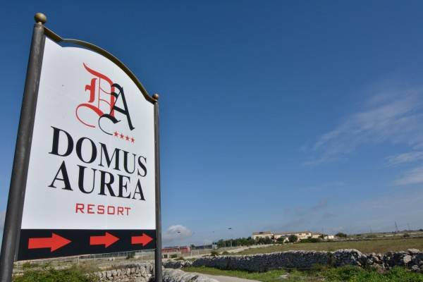 Hotel Domus Aurea Resort