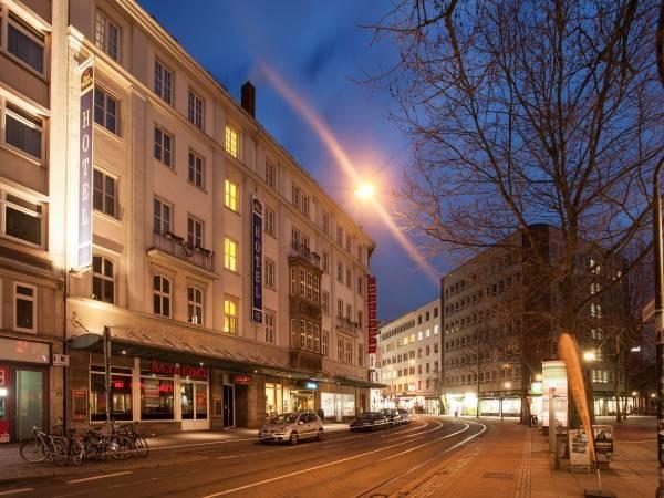 Hotel Best Western Bremen-City