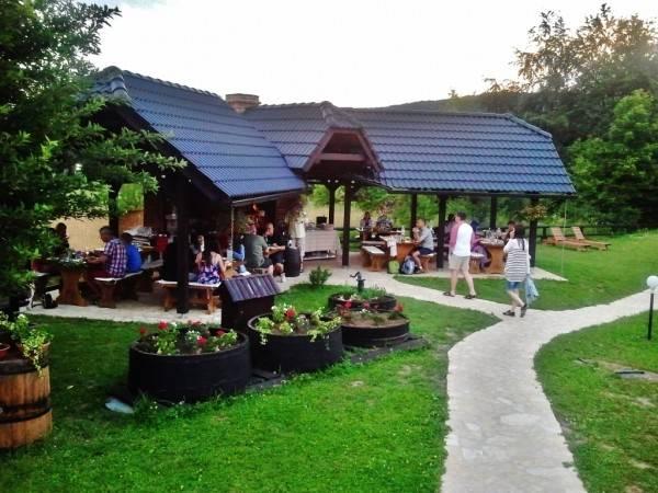 Hotel Green Garden House Plitvice lakes