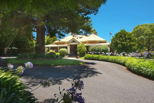 Vacy Hall Toowoomba's Grand Boutique Hotel