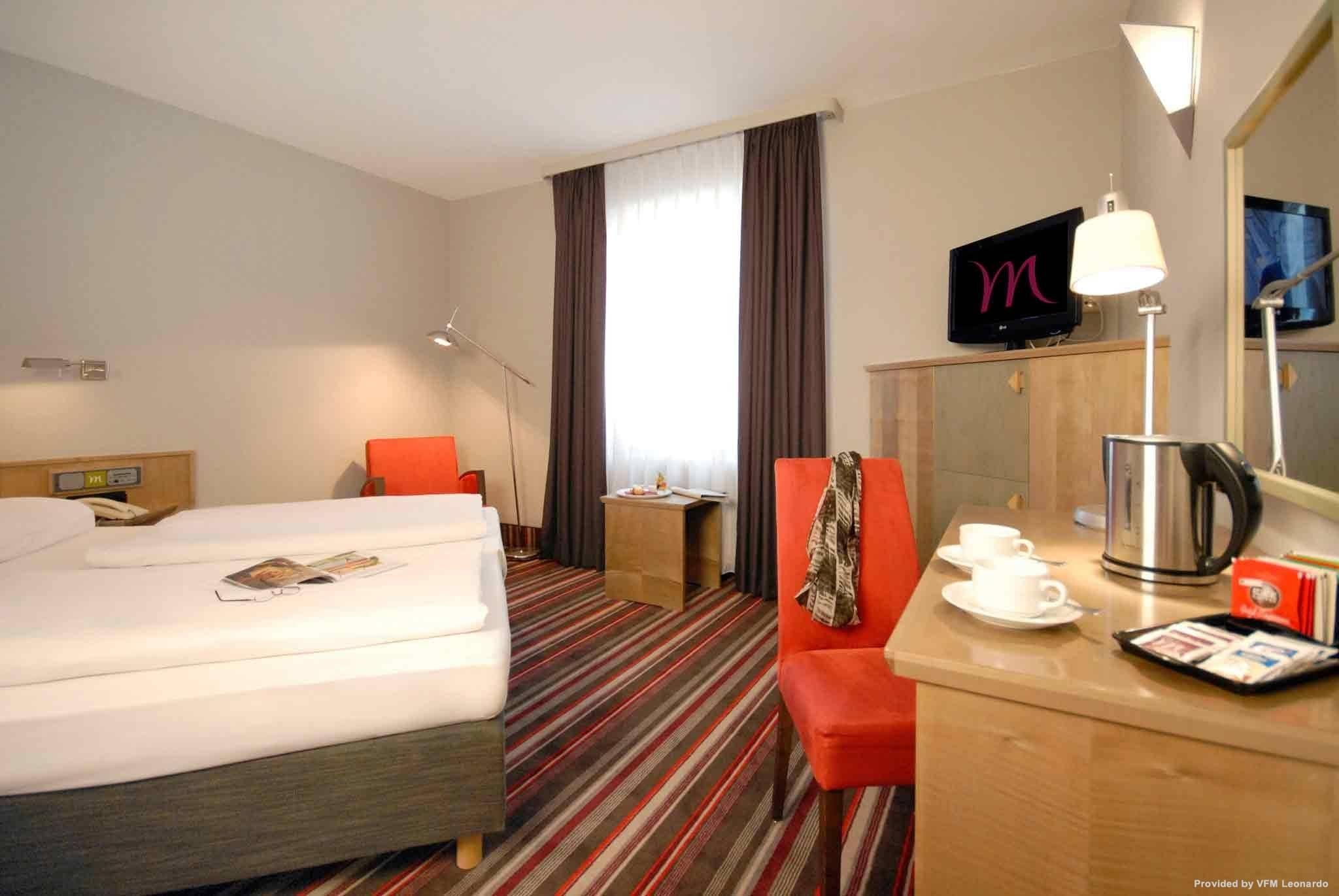 Mercure Hotel Bad Homburg Friedrichsdorf Hessen bei HRS günstig buchen