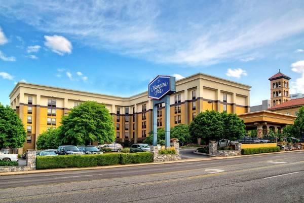 Hampton Inn Nashville-Vanderbilt