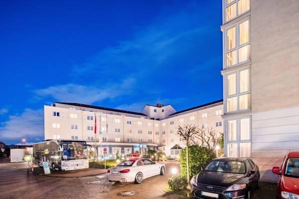 Hotel AMEDIA Boardinghouse Frankfurt-Airport