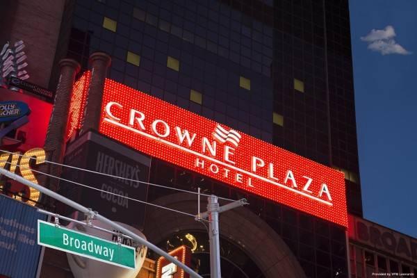 Hotel Crowne Plaza TIMES SQUARE MANHATTAN