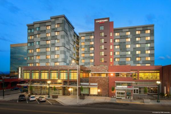 Hotel Courtyard Seattle Everett Downtown