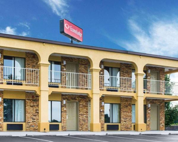 Hotel Econo Lodge Franklin