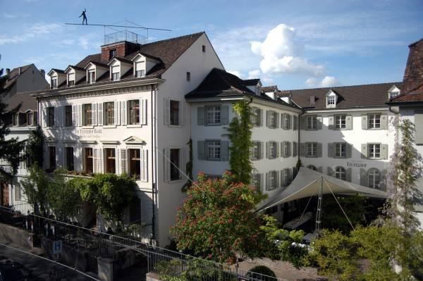 Hotel Der Teufelhof Basel Gast- und Kulturhaus