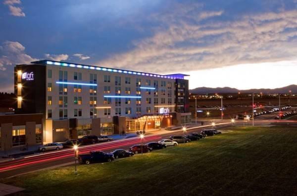 Hotel Aloft Broomfield Denver