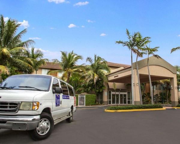 Sleep Inn and Suites Ft. Lauderdale Inte