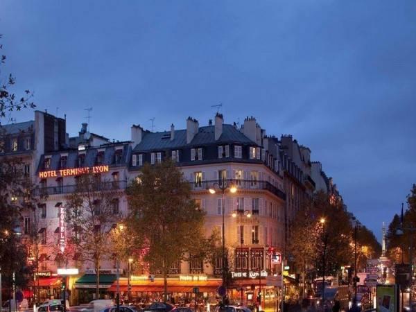 Hotel Terminus Lyon