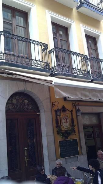 Hotel Hostal Navas 14
