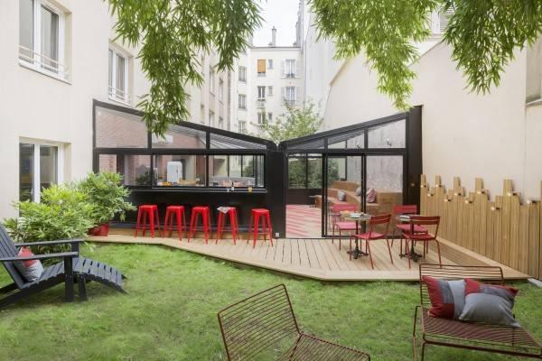 Hôtel Izzy by HappyCulture (ex Classics Hotel Porte de Versailles)