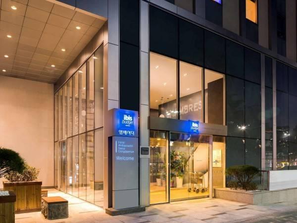 Hotel ibis budget Ambassador Seoul Dongdaemun