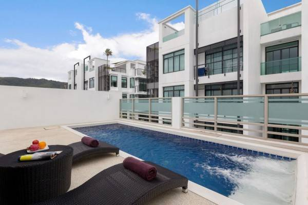 Hotel The Regent Phuket Serviced Apartment Kamala Beach