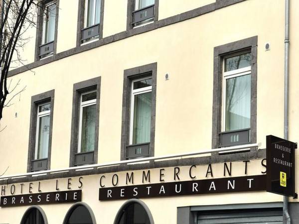 Hotel Les Commercants