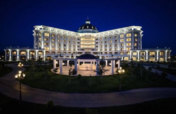 Shamakhi Palace Sharadil Hotel