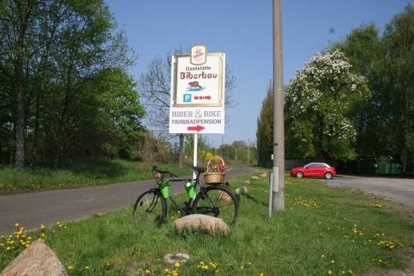 Biber & Bike Pension