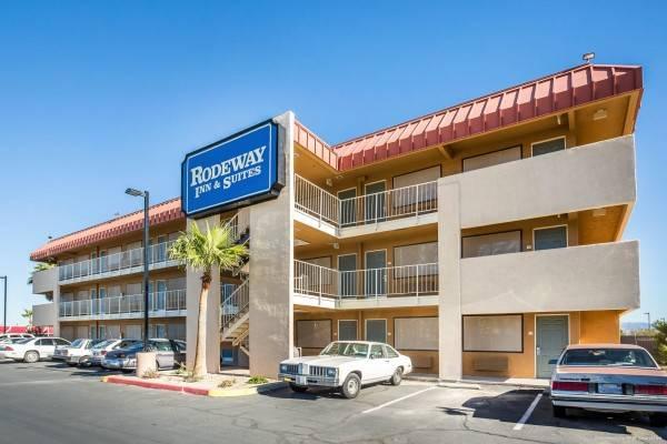 Rodeway Inn and Suites Needles