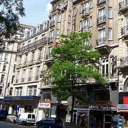 Manhattan Hotel Brussels