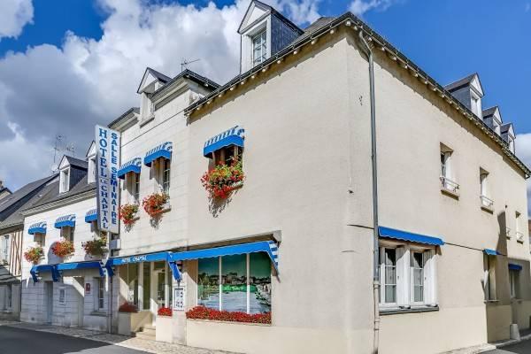 Amboise Hôtel Chaptal The Originals Boutique (ex Inter-Hotel)
