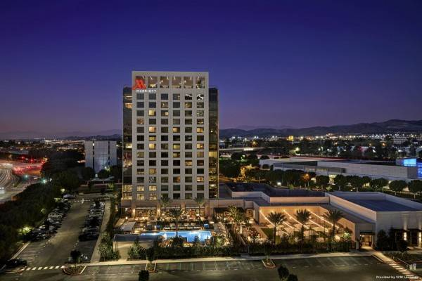 Hotel Marriott Irvine Spectrum