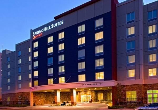 Hotel SpringHill Suites San Antonio Alamo Plaza/Convention Center