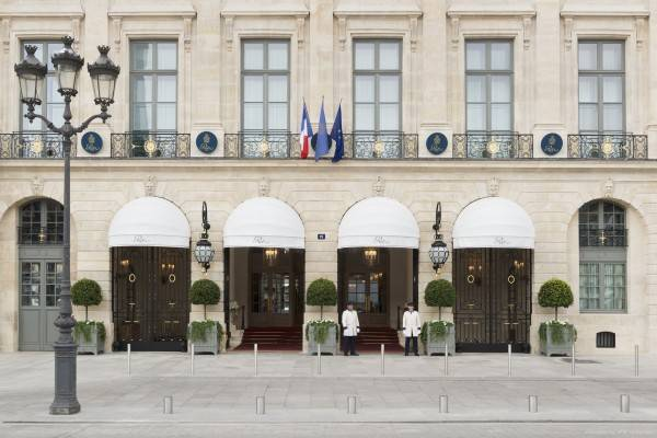 Hotel Ritz Paris