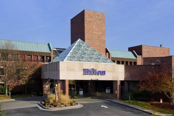Hotel Hilton Boston-Dedham