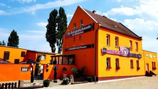 Hotel Am Bäumchen Landgasthof