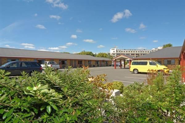 Hotel Omahu Motor Lodge