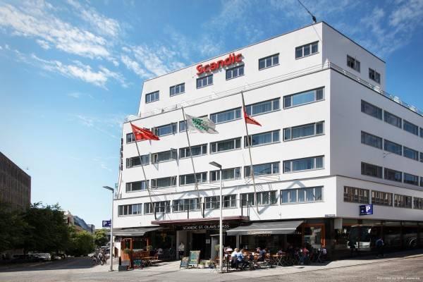 Hotel Scandic St Olavs plass