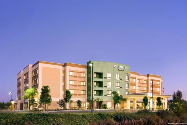 Hotel Courtyard San Diego Oceanside