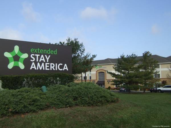 Hotel Extended Stay America Computer