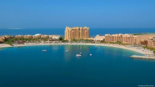 Hotel DoubleTree by Hilton Resort - Spa Marjan Island