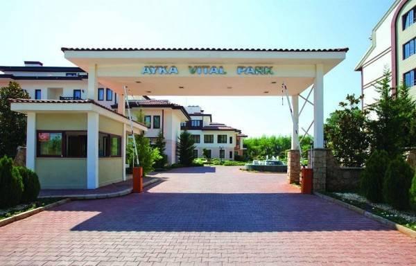 Hotel Ayka Vital Park