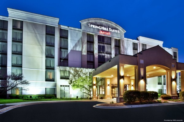 Hotel SpringHill Suites Chicago Southwest at Burr Ridge/Hinsdale